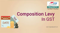 Composition Levy in GST