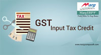 Input Tax Credit in GST